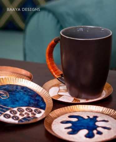 Handcarved and Handpainted wholesale kitchenware brands at Qalara