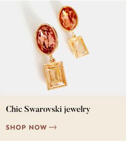 Source chic swarovski jewelry from Qalara