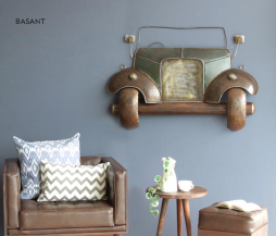 A curated collection of eco friendly handcrafted signs, clocks, decor and furniture.